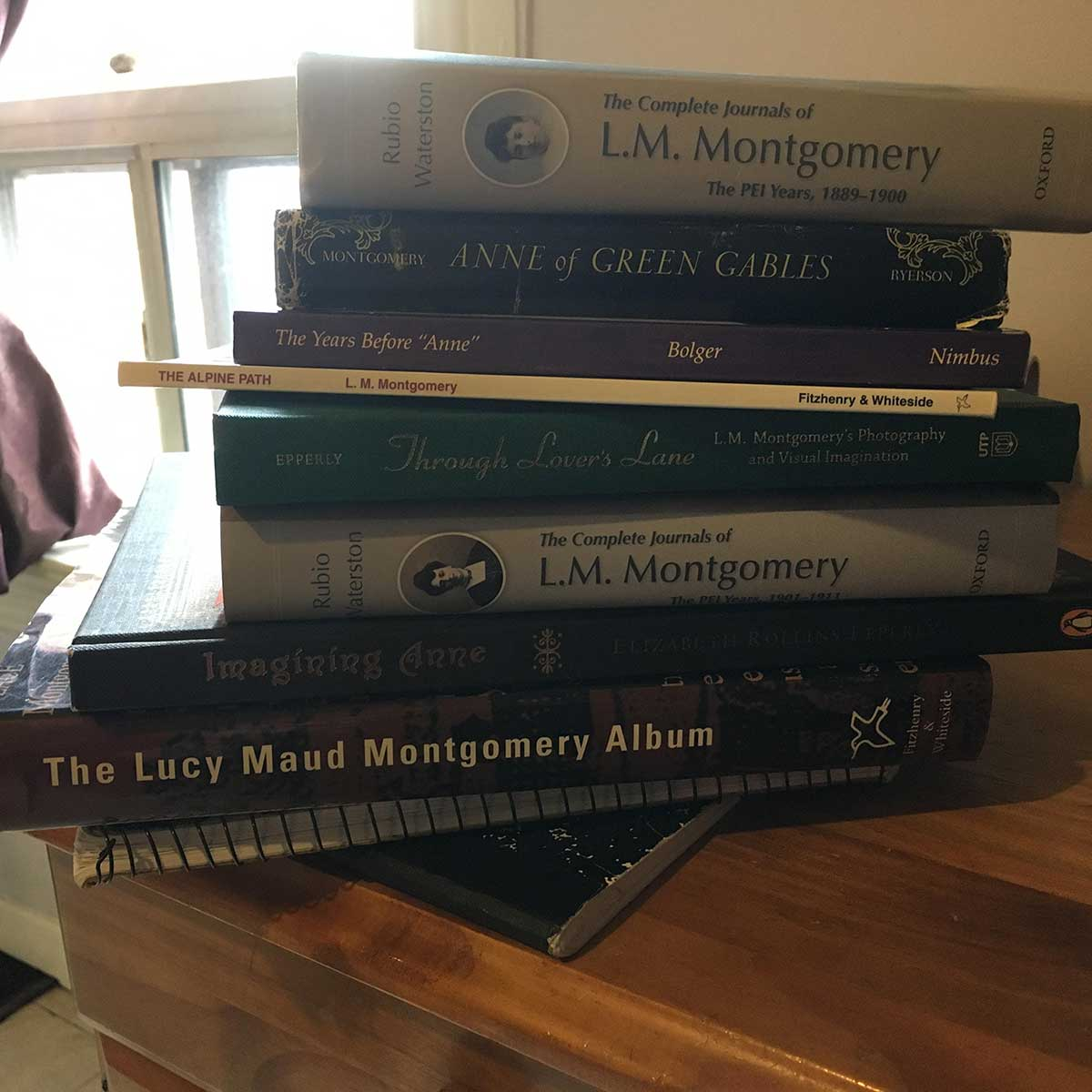 Maud reference books
