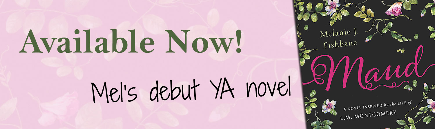 Available Now! Mel's debut YA novel